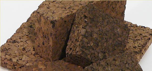 Instalaci n de corcho en placa como aislante t rmico - Corcho aislante termico ...